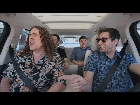 "The Apple TV App — Carpool Karaoke: The Series — ""Weird Al"" Yankovic And The Lonely Island — Preview Mp3"