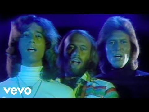Bee Gees - Night Fever (Official Music Video)