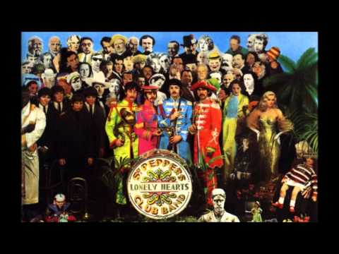The Beatles — With a Little Help From My Friends