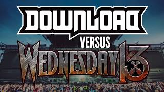 DOWNLOAD FESTIVAL 2017 - Wednesday 13 (OFFICIAL TRAILER)