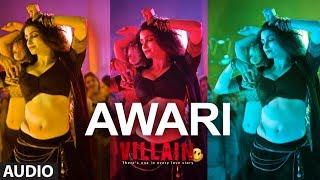 Awari Full Audio Song | Ek Villain | Sidharth Malhotra | Shraddha Kapoor