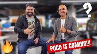 POCO Is Coming Soon!!! POCO is Confirmed - World Exclusive News!!! Ft. Manu Kumar Jain 🔥🔥🔥
