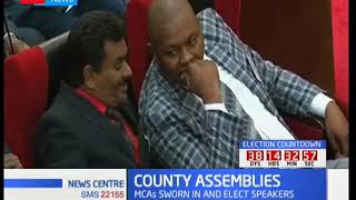 County MCAs sworn in different parts of the county