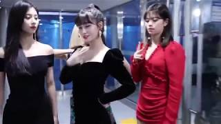 kpop idols dancing to 벌써 12시 (gotta go) by chungha PART 3