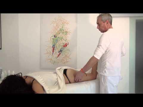La grata yodovy se danni un dorso