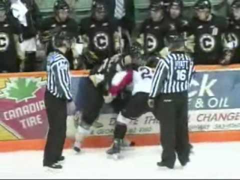 Garrett Thiessen vs. Brendan Persley