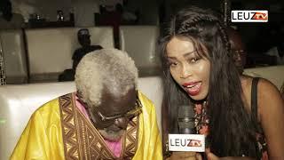Thiés: Doyen Abdoulaye Ndiaye Cossan honoré par le chanteur youssou Ndiaye