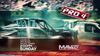 LOORS 2016 Pro Buggy & Pro 4 SUNDAY 2pm Round 11
