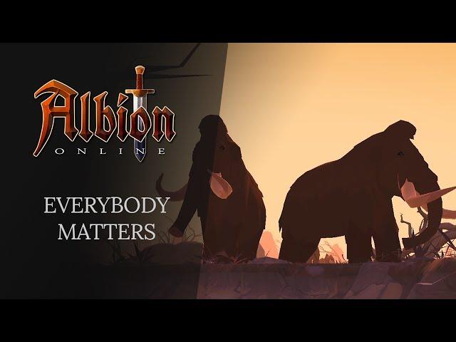 Albion Online | Everybody Matters (Final Beta Trailer)
