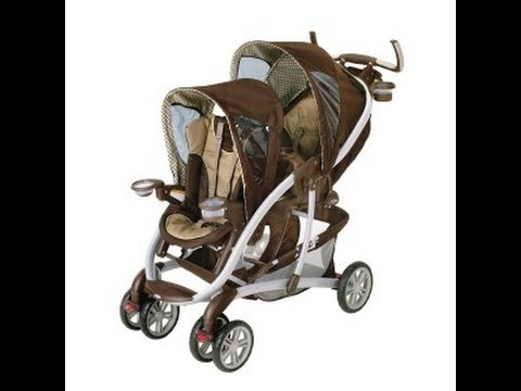 Double Stroller Review- Graco  Quattro Tour Duo