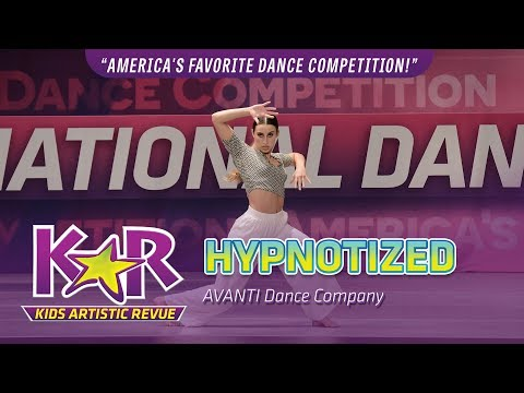 """Hypnotized"" from AVANTI Dance Company"