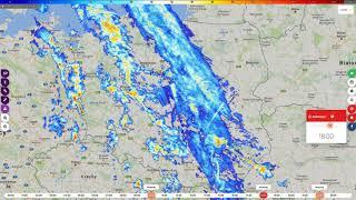 Radar 10:00 - 22:00 6-09-2017