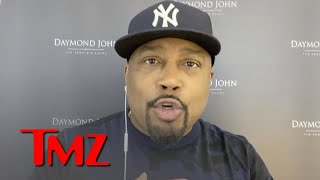 Daymond John Says Pro Sports on TV Should Show Fans Cheering at Home | TMZ