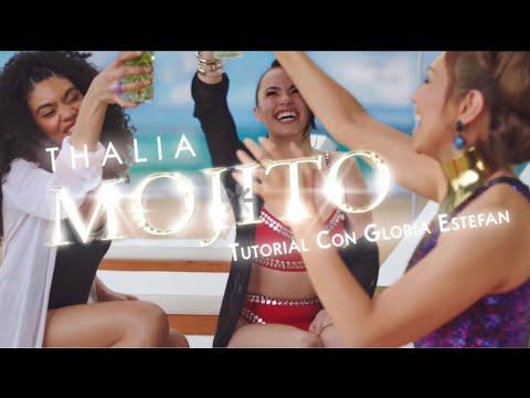 Asi se hace un Mojito por Thalia y Gloria Estefan
