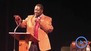 Raila: 'Project Kenya' has failed - VIDEO