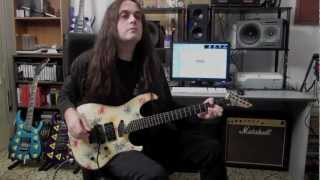 Guitar videos - DANIELE LIVERANI - All Is Pure