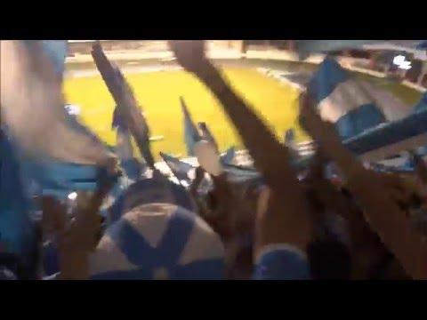 """BAC - Banda Alma Celeste - #makingoff - SEMIFINAIS COPAVERDE 23.03.2014"" Barra: Alma Celeste • Club: Paysandu"