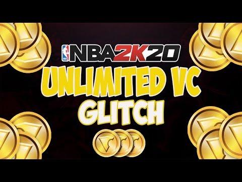 NBA 2K20 Unlimited VC Glitch (PS4 & Xbox)   450,000 Per Minute