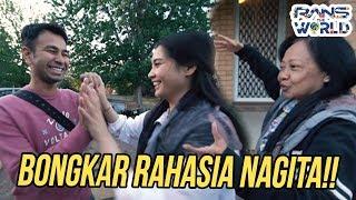 RAFFI CEMBURU DENGER CERITA MASA LALU NAGITA DI CANBERRA!! #RANSTHEWORLD