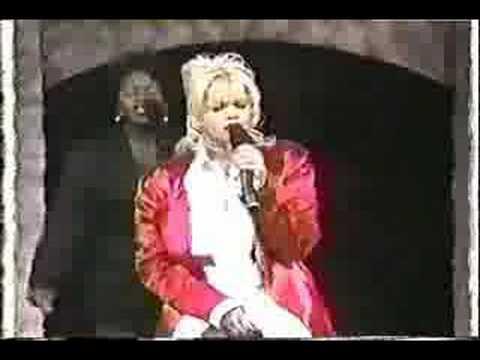 Faith Evans- Won't u come over...live