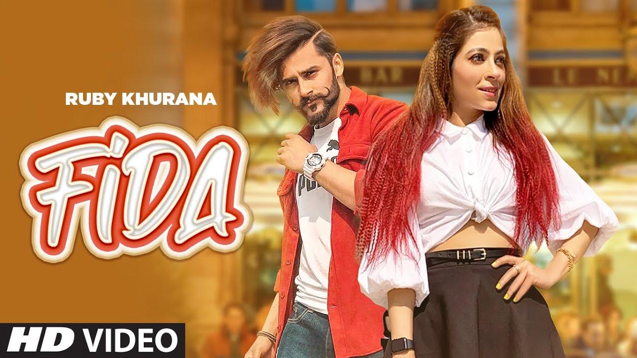 Fida Lyrics - Ruby Khurana Full Song Lyrics | Desi Crew - Lyricworld