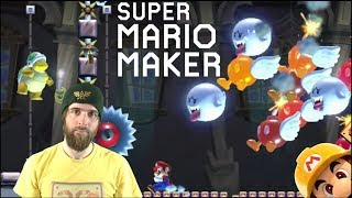 Outrageous, Dirty Troll Level [0.00% Clear Rate] [SUPER MARIO MAKER]