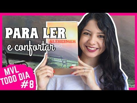 ALZHEIMER: A FAMÍLIA, A DOENÇA | RESENHA + SORTEIO | #MVLTODODIA | MINHA VIDA LITERÁRIA