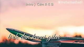 Gambar cover Siti Badriah - lagi syantik (lirik dan kunci gitar)