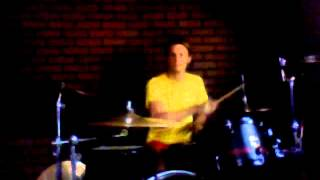 Daggermouth - Abracadabra Holmes drum cover