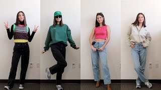Fashion 101 | How to Style Dad Jeans!