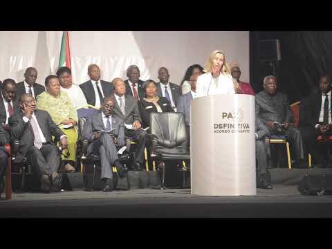 Acordo de Paz entre o Governo de Moçambique e a Renamo