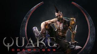 Quake Champions – Anarki Champion Trailer