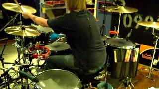 Miracle Mile - Down With Webster [Drum Cover] Drummer 0992