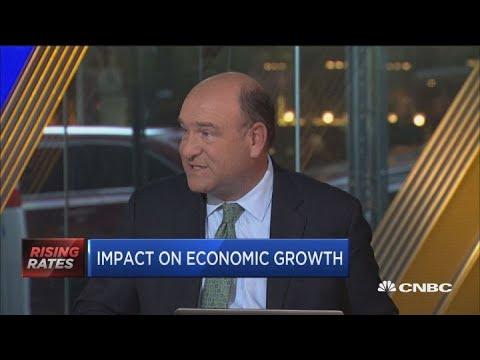 Rising rates to impact economic growth?