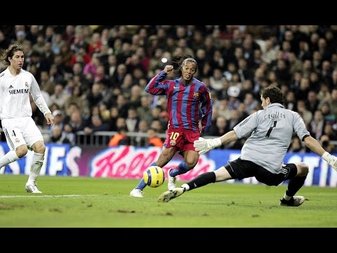 Ronaldinho – Barcelona Freestyle 2003-2008 HD