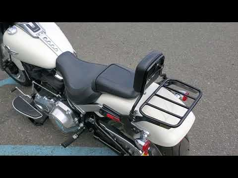 2018 Harley-Davidson Fat Boy® 114 in Middletown, New Jersey - Video 1