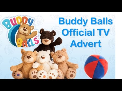 Youtube Video for Buddy Ball - Is he a Bear or a Ball?