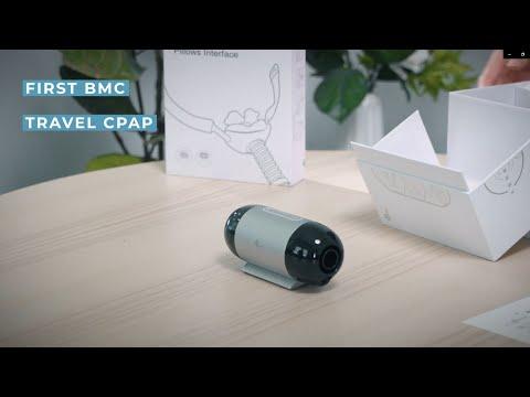 BMC Resmart M1 Mini Auto Travel CPAP