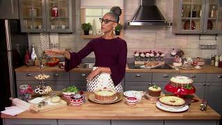 'The Chew' star Carla Hall on holiday traditions and 'Dancing with the Stars'.