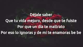 Maluma   Déjale Saber  LetraLyrics Oficial   Álbum 11:11 (2019)