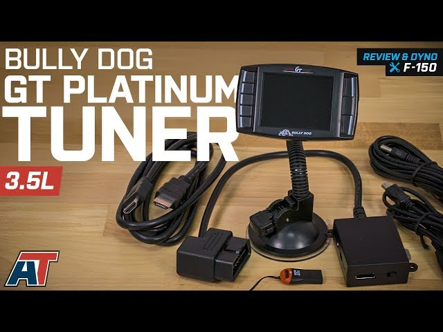 Bully Dog GT Platinum Tuner (11-14 3 5L EcoBoost F-150)