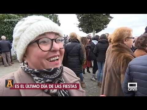 Malpica de Tajo guía a San Sebastián hasta su ermita - Ancha es CLM