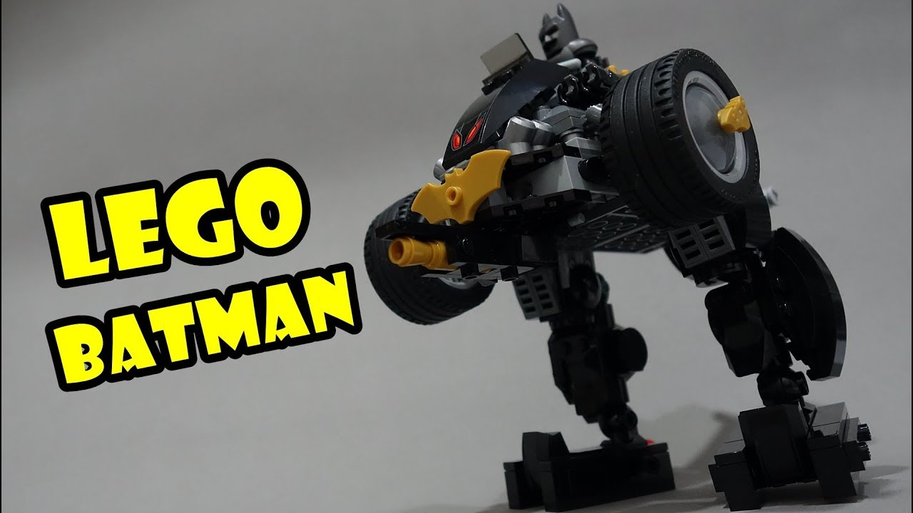 Lego Batman 76110 Triple Changer Add on!
