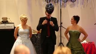 Steve Silk Comedy Magic Show promotional video.