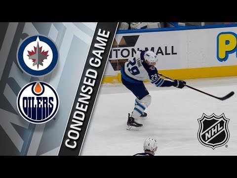 Winnipeg Jets vs Edmonton Oilers – Dec. 31, 2017 | Game Highlights | NHL 2017/18. Обзор матча