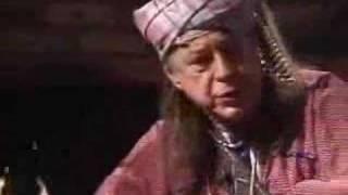 Native American Storyteller Tells Myth of How Rabbit Got Its Tail to Kids, by Buffa1o1