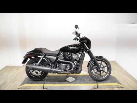 2019 Harley-Davidson Street® 750 in Wauconda, Illinois - Video 1