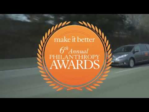 VIDEO: 6th Annual Philanthropy Awards Road Show