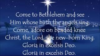 Christmas Angels Medley - Lyrics - Wayne Watson.wmv