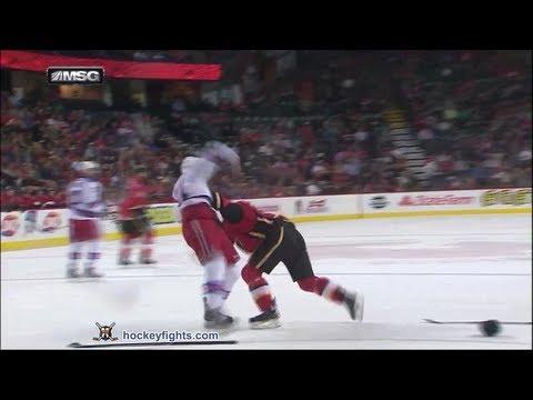 Lance Bouma vs. Stu Bickel
